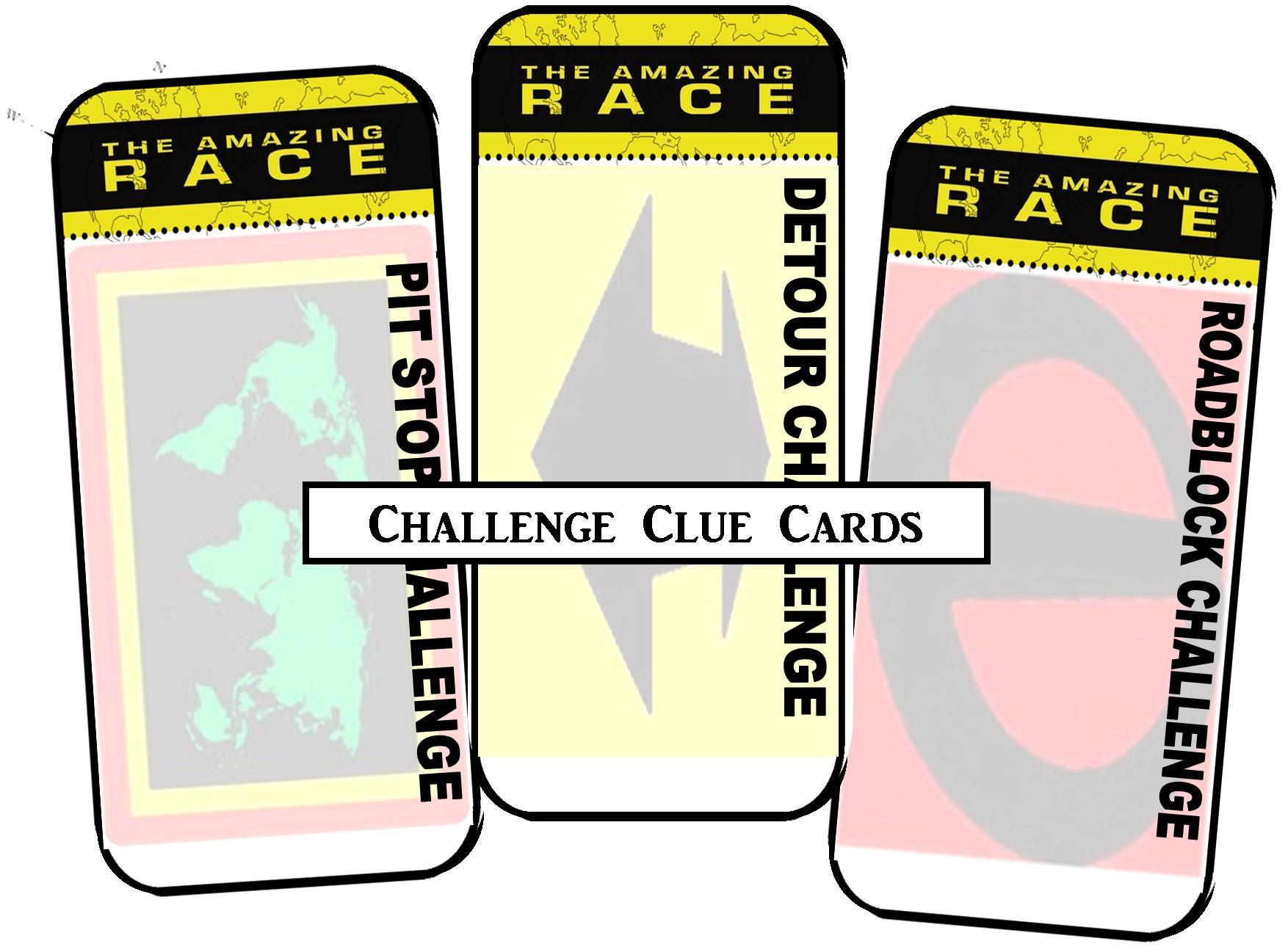 Amazing Race Printables Review Concert Katie