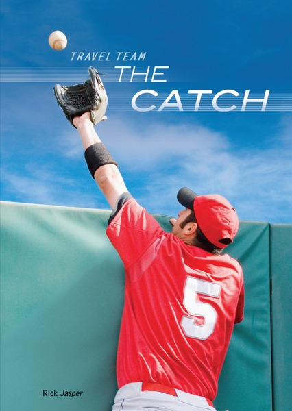 The Catch by Rick Jasper is a fictional young adult novel.