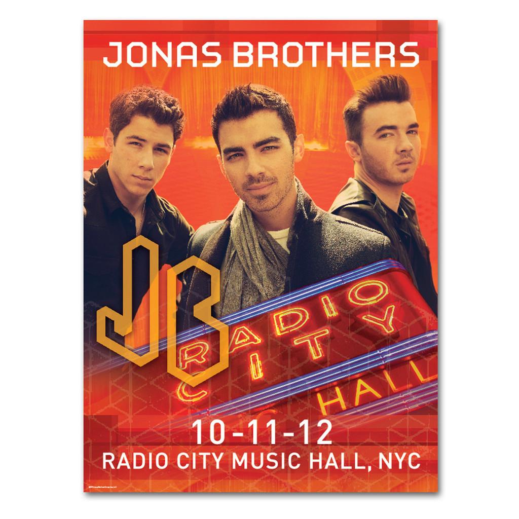 Jonas brothers radio city music hall concert katie - Jonas brothers blogspot ...
