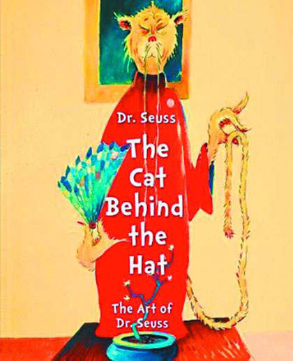 """the artistic side of ted geisel from the cat in the hat by dr seuss The secret art of dr seuss his little-seen private works and """"midnight paintings"""" offer insights into the career of ted geisel '25  dr seuss: the cat ."""