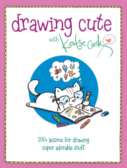 book review drawing cute with katie cook concert katie